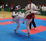 Tournoi enfants Taekwondo Beckerich 2015_16